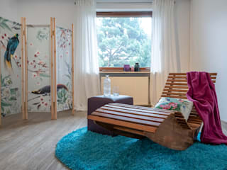 Eclectic style spa by Cornelia Augustin Home Staging Eclectic