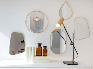 Oficinas de estilo moderno de Cornelia Augustin Home Staging Moderno