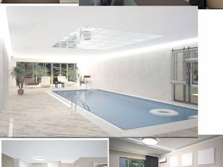 Гостиница Veronika Brown Studio Бассейн в классическом стиле
