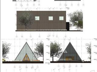 Загородный домик Veronika Brown Studio