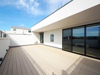 Taman Modern Oleh TERAJIMA ARCHITECTS Modern