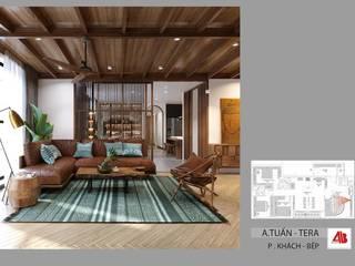 Thiết kế nội thất chung cư Terra An Hưng Thiết Kế Nội Thất - ARTBOX