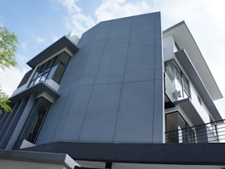 N O T Architecture Sdn Bhd Rijtjeshuis