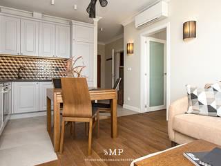 Studio Modelowania Przestrzeni Cocinas de estilo moderno