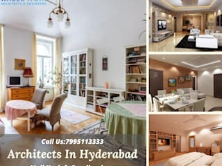 Architects In Hyderabad Asian style dining room by Walls Asia Architects and Engineers Asian