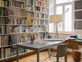 Angela Baghino Modern study/office