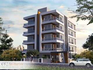 Efza Mimarlık Багатоквартирний будинок