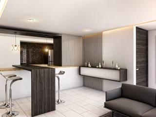 G._ALARQ + TAGA Arquitectos HouseholdHomewares