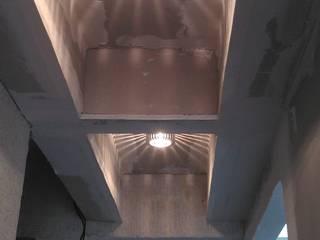 Construcciones Mendoza Koridor & Tangga Modern