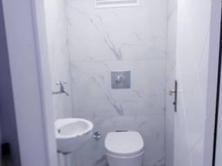 Ankara yapılan iş Yasin yıldırım 05436338544 BanyoDekorasyon Seramik Beyaz