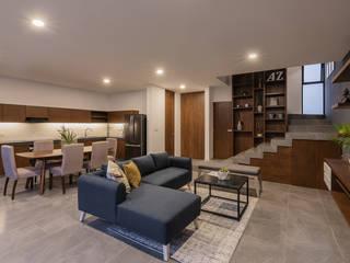 Casas modernas de Studio 360 Moderno