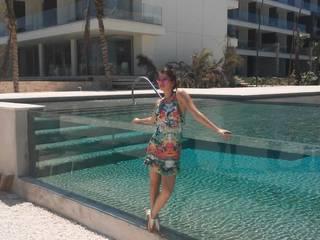 Modern hotels by ACRYLIC DREAMS SA DE CV Modern