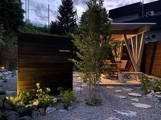 富谷洋介建築設計 Front yard