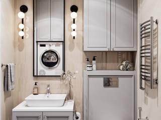 Baños de estilo clásico de DesignNika Clásico