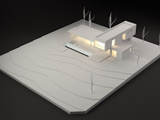 Algunas de Nuestras Obras. Casas modernas: Ideas, imágenes y decoración de Ciotta - Picot - Ciotta Moderno