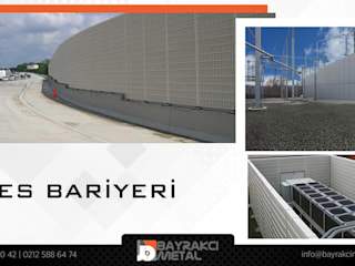 by Bayrakcı Metal İnşaat Industrial