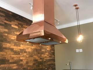 Gibeli Refrigeração Cocinas integrales Cobre/Bronce/Latón Amarillo