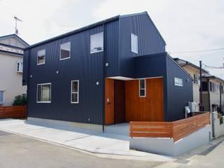 Scandinavian style houses by K+Yアトリエ一級建築士事務所 Scandinavian