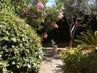 S. in the Garden, jardines de verdad Taman batu