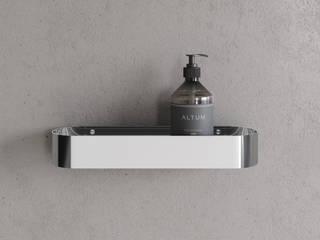 Copenhagen Bath - Essentials Copenhagen Bath BadezimmerAblagen Eisen/Stahl Metallic/Silber