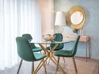 Comedores de estilo moderno de Glim - Design de Interiores Moderno