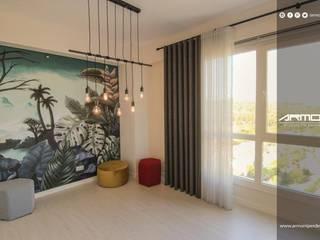 Armoni Perde Tasarım หน้าต่างและประตูรางม่านและอุปกรณ์เสริม อลูมิเนียมและสังกะสี Grey