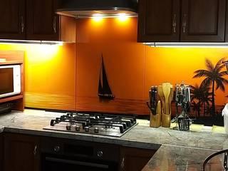 Pavlin Art CocinaUtensilios de cocina Vidrio Amarillo