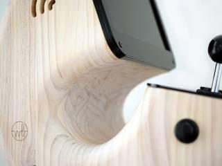 wood-e - prototyp de TMDC Minimalista