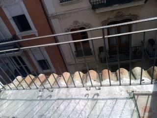 Reparación de goteras de terraza y filtraciones de fachada con humedades interiores. EUROPA 9