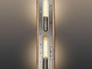 Klepsydra podświetlana do sauny suchej od LUGAAH SP. Z O.O. Nowoczesny