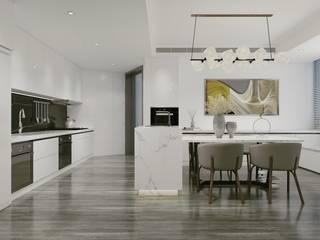 by Steven palta diseñador interiores Modern