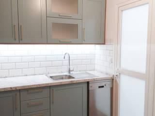 Reforma Integral de Vivienda Cruz del Señor Cocinas de estilo moderno de Rediarq Interiorismo Moderno