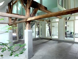 Salones de estilo rural de Studio Groen+Schild Rural