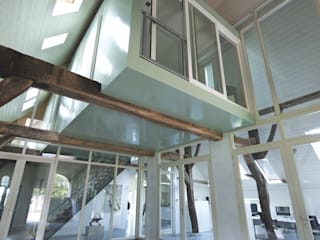 Dormitorios de estilo rural de Studio Groen+Schild Rural