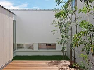 Jardin scandinave par 空間建築-傳 Scandinave