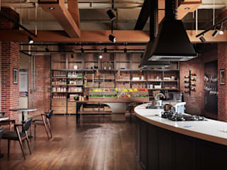 GREENWICH — 格林威治 Goater 哥德廚具 餐廳