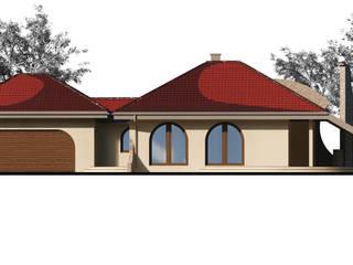 od Architekt Villanette Nowoczesny