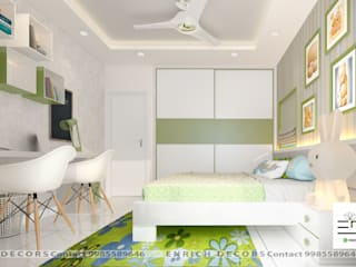 by Enrich Interiors & Decors Modern