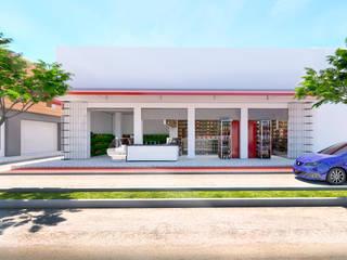 Granero Maniantal. de KREATE Arquitectura