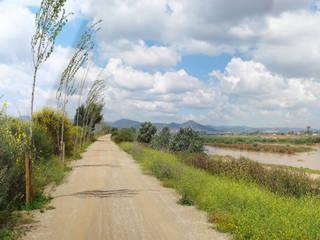 Restauración Mediambiental del Rio Llobregat Soler Valiente Arquitectes Jardines de estilo rural