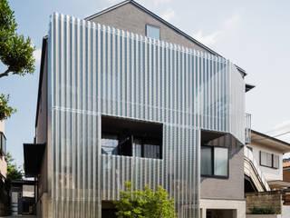 Scandinavian style houses by 設計事務所アーキプレイス Scandinavian