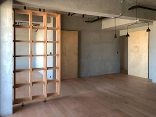 木耳生活藝術-室內設計 李宅 根據 木耳生活藝術 工業風