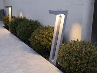 Essenziale e moderno Giardino moderno di 9010 novantadieci Moderno
