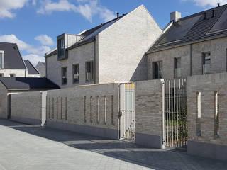 10 woningen Lindenkruis Fase 3, Maastricht Klassieke huizen van Verheij Architecten BNA Klassiek