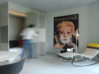 Studio Modern living room by GAVINHO Architecture & Interiors Modern