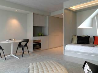 Studio Modern kitchen by GAVINHO Architecture & Interiors Modern