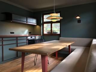 Atelier Boucherie & Vollmert Kitchen
