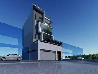 H Residence 根據 尋樸建築師事務所 現代風