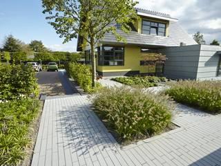 METTEN Stein+Design GmbH & Co. KG Modern garden Concrete