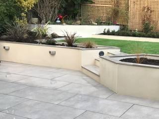 Porcelain Paving - Royale Stones Royale Stones Limited JardínColumpios y zonas de juego
